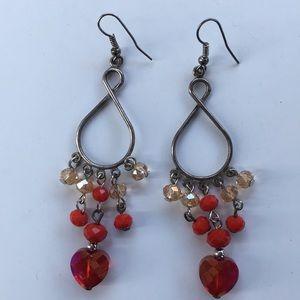 Earrings from Italy